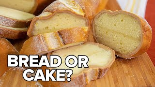 BREAD CAKES?! Is it BREAD or CAKE? | How To Cake It