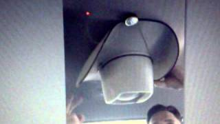 Hat Lasso Demonstration #1 Truck Hat Rack