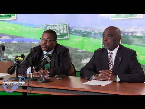 PLP MP Walter Roban On UBP Report Dec 4 2012