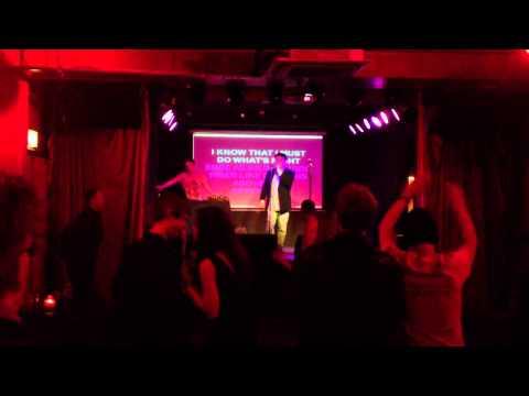 Karaoke Legend - 'Africa' - Toto (The Workman's Club)