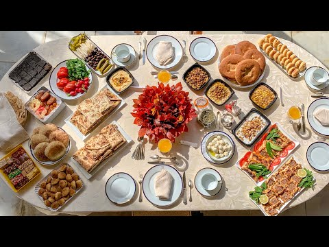 "Inside ""La Residence des Pins de Beirut"": A Lebanese Breakfast with the French Ambassador"