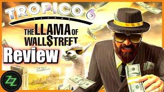 Tropico 6 DLC Review - The Llama of Wall Street (Deutsch-German, many subtitles)