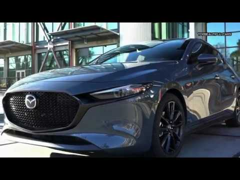 Mazda 3 AWD Hatchback 2020 Exterior Interior and Drive