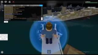 Titanic Movie (Roblox) Part 2 IT SPLIT!
