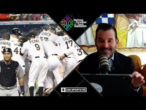 MLB will return IF we do our part together   Nothing Personal with David Samson