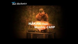 Håkans Olsens Monthly Carp Report - August 2015 SBM
