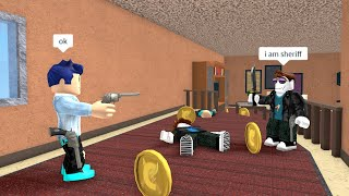Murder Mystery 2 FUNNY MOMENTS (DARES #2)
