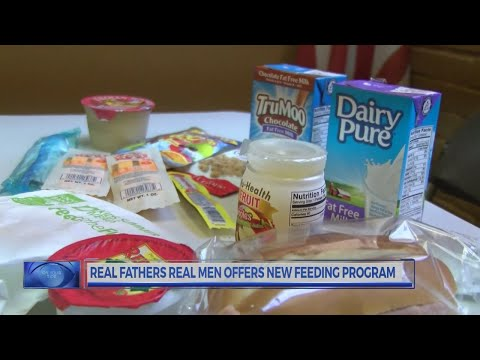 Real Fathers food program