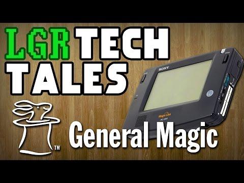 LGR Tech Tales - General Magic: Creating the Cloud