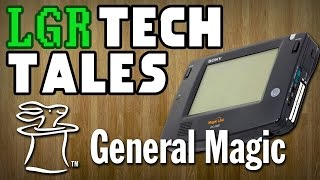 LGR Tech Tales - General Magic's Disappearing Act [re-upload]