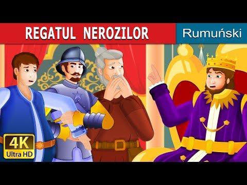 REGATUL NEROZILOR | The Kingdom Of Fools Story | Povesti Pentru Copii | Romanian Fairy Tales