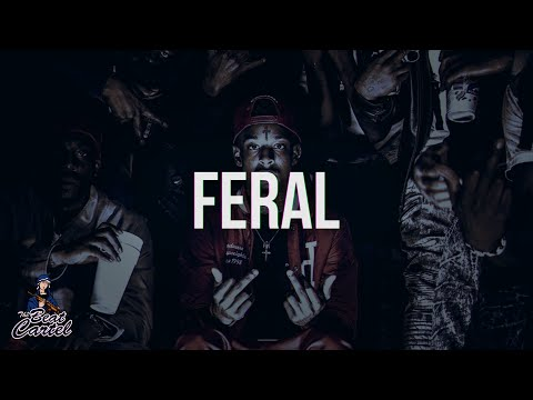 """**SOLD** """"Feral"""" Instrumental (Drill/Trap Type Beat) [Prod. By TheBeatCartel]"""