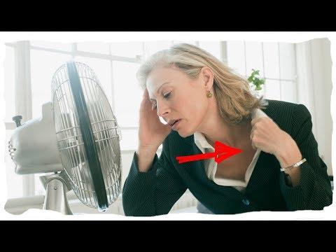 Почему бросает в жар?