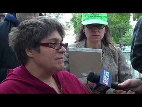 FBI raids home of peace activist in south Minneapolis