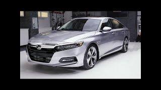 2018 Honda Accord Touring Review