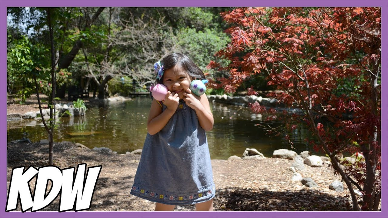 Descanso Gardens Nature Walk and Train Ride - [Kirra Does What ...