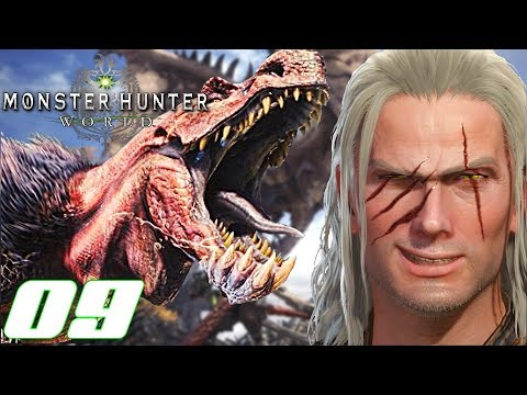 Monster Hunter World Ps4 German #09 Anjanath Jagd thumbnail