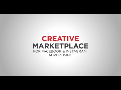 Creative Marketplace for Facebook Ads Publicly Available From Consumer Acquisition