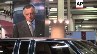 Celebrating the heyday of vintage luxury cars