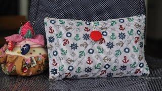 Porta fraldas e lenços umedecidos por Rosa Mutuca