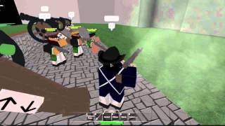 [TFD] The French Dominion Roblox Forts