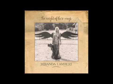 Miranda Lambert ~ Pink Sunglasses (Audio)