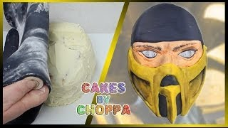 Scorpion Cake (how To) | Mortal Kombat