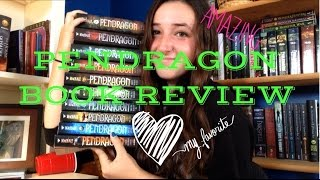 BOOK REVIEW | The Pendragon Series by D.J. MacHale