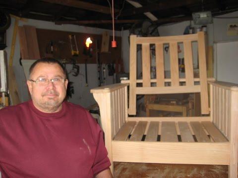 Building a Morris Chair 1