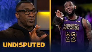 Download Skip and Shannon disagree on LeBron James calling himself the GOAT | NBA | UNDISPUTED Mp3 and Videos