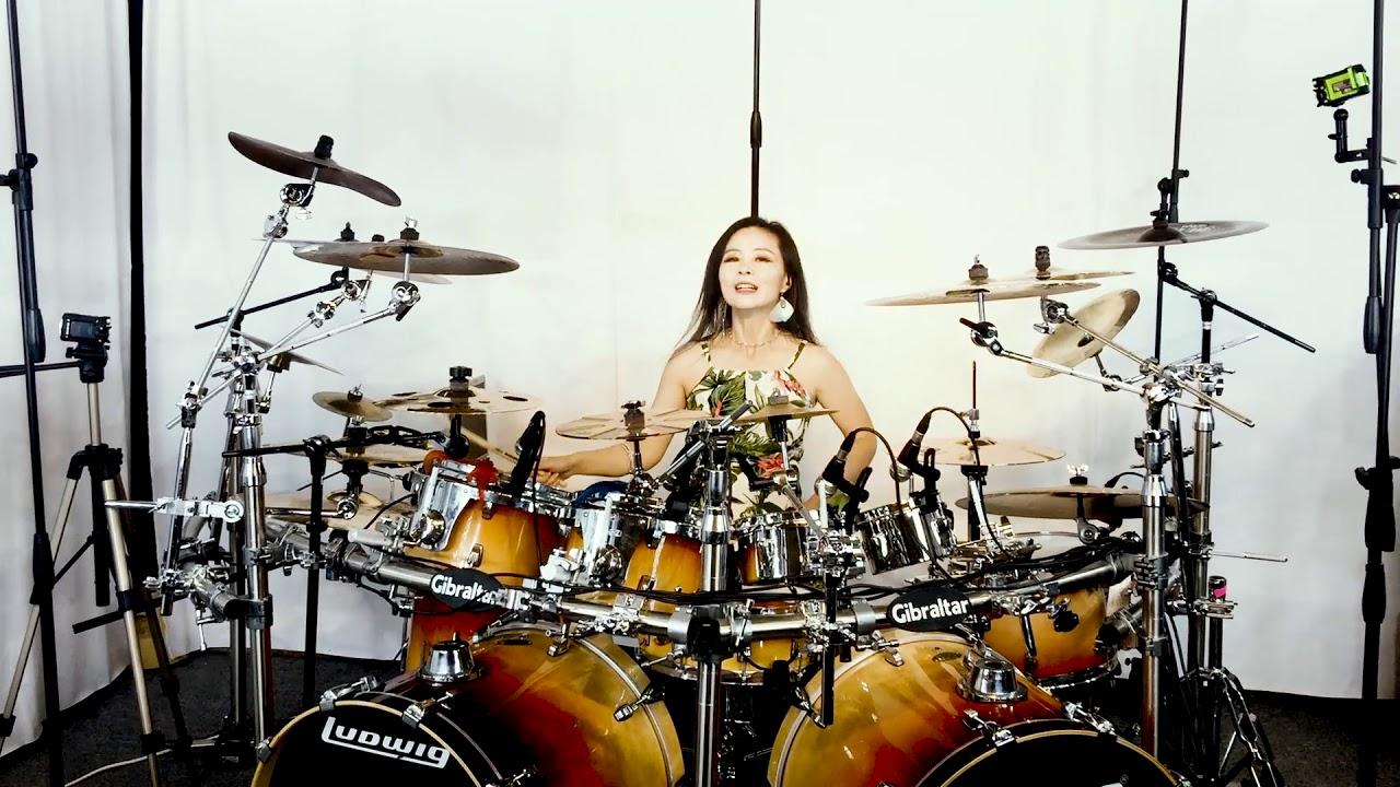Van Halen - Jump drum cover by Ami Kim (#83)