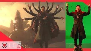 Avengers: Infinity War | VFX Compilation