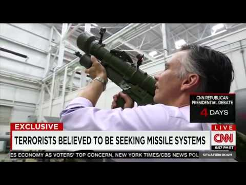 CNN Features DIA's Missile & Space Intelligence Center in Huntsville, AL