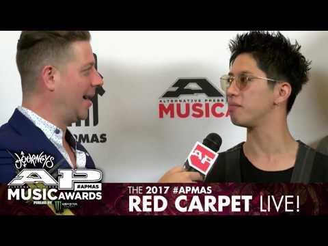ONE OK ROCK APMA Red Carpet