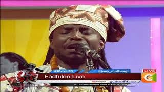Fadhilee Music Live #10Over10