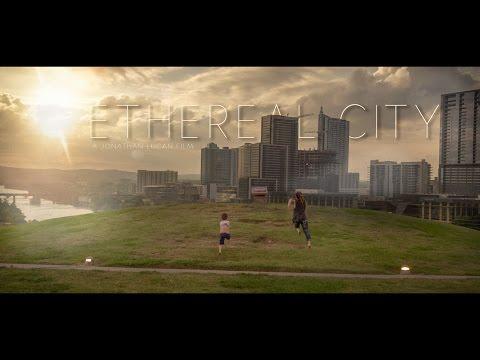 ETHEREAL CITY -  [ DJI X5R ]