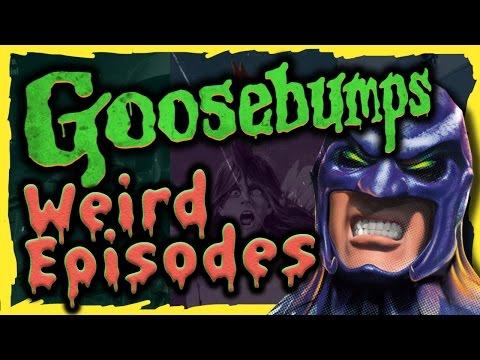3 Bizarre Episodes of Goosebumps