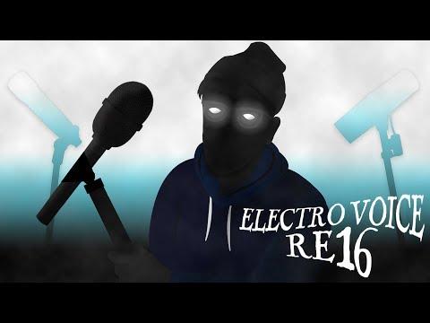 Electro Voice RE-16 Dynamic Mic Review / Test