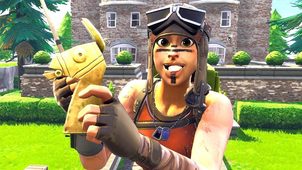 Renegade Raider Thumbnail: Renegade Raider Skin Gameplay