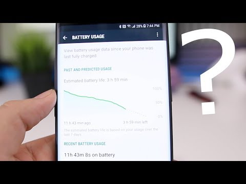 Galaxy Note 8 Battery Life - Does it Suck?