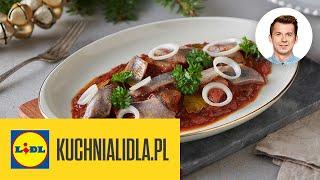 ŚLEDZIE PO KASZUBSKU  | Karol Okrasa & Kuchnia Lidla