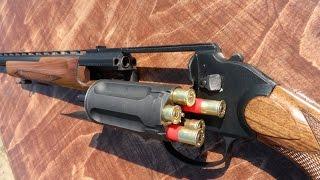 """МЦ- 255 """"Ружьё- револьвер""""!! Стрельба на 30 и 50 метров..."""