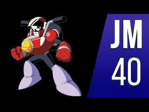 Megaman Legacy Collection 2   Episode 40 - Joey Marshall  