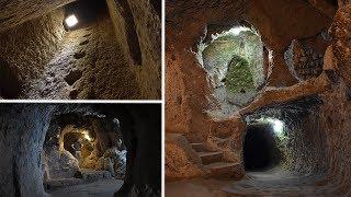 ¿Qué Llevó a la Humanidad a Esconderse Bajo Tierra hace 12.000 años?