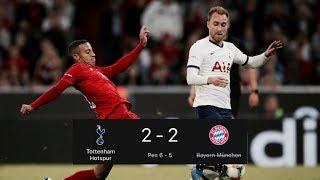 สเปอร์ส 2-2 บาเยิร์น มิวนิค (จุดโทษ 6-5) Audi Cup 2019   Tottenham -  Bayern Munic 2-2 (6-5 Pen)