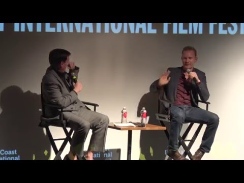 An Evening with Morgan Spurlock at the 2015 Gold Coast International Film Festival