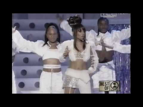 "TLC ""FanMail"" Medley (Live at The 1999 Vogue Fashion Awards)"