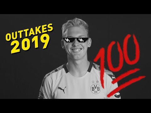 BVB Zapping | Best Outtakes Of 2019 Feat. Brandt, Reus & Co.