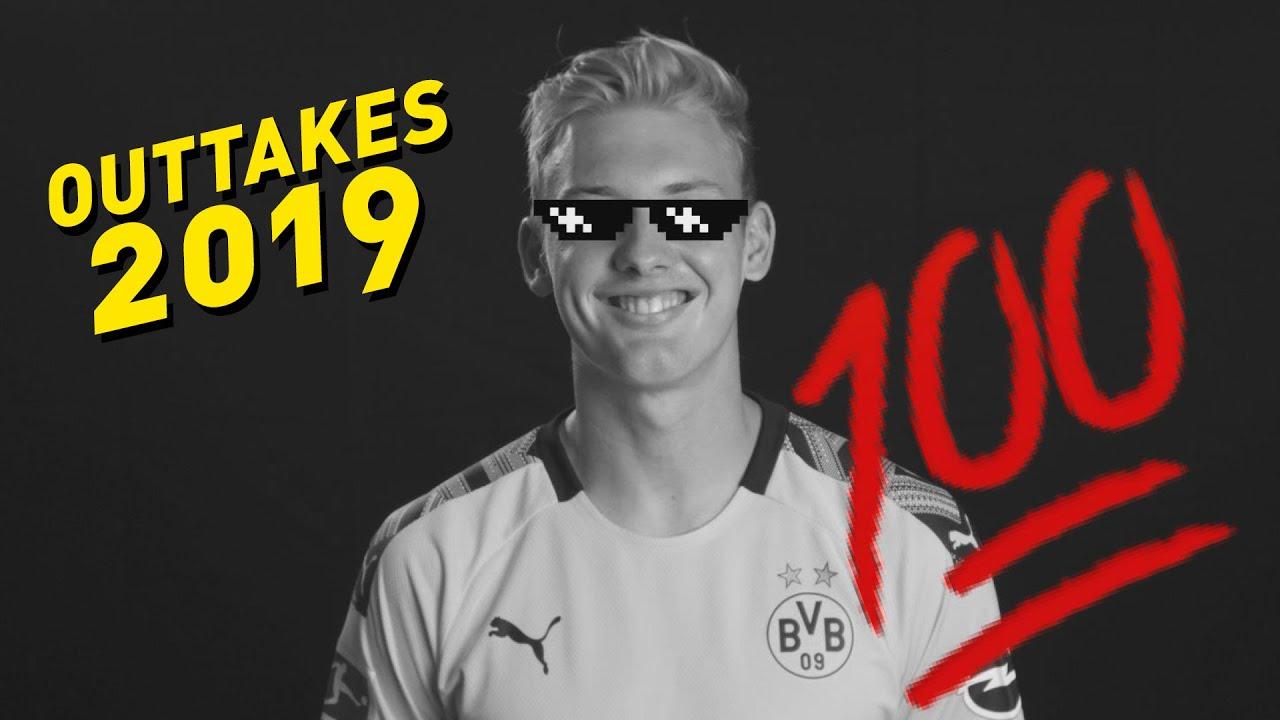 BVB-Zapping | Die besten Outtakes von 2019 mit Brandt, Reus & Co.