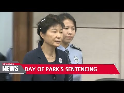 Fate of impeached former President Park Geun-hye decided today